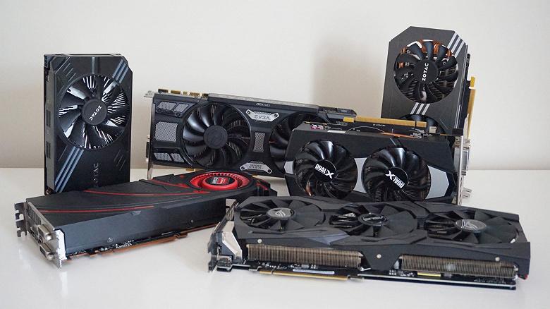 Видеокарты продолжают дорожать, и адаптеры AMD дорожают активнее