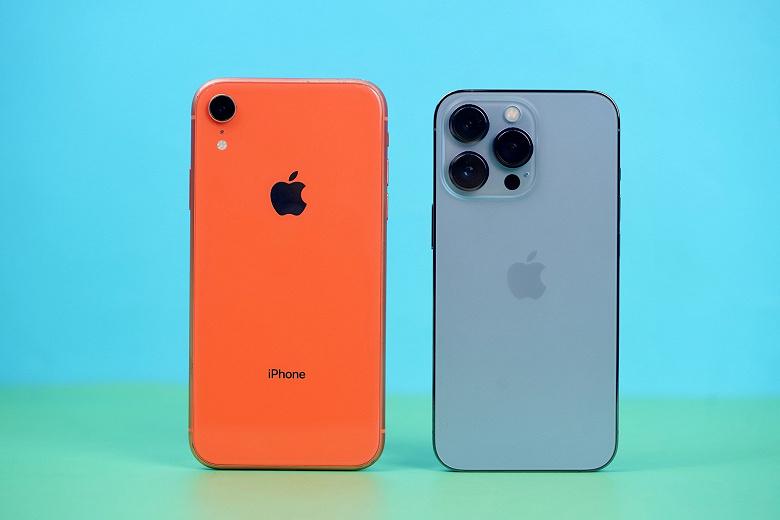 Пострадали все, кроме Apple: поставки смартфонов рухнут на 40 млн единиц в этом году
