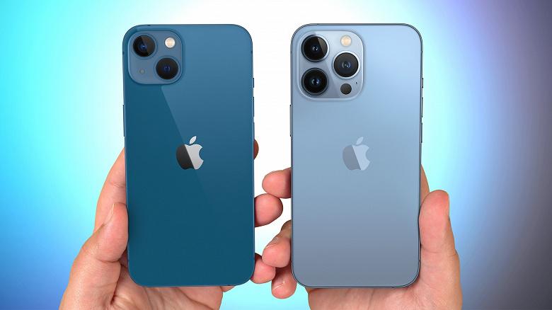iPhone 13 Pro стоит почти вдвое больше, чем его комплектующие