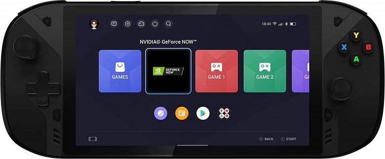 Новая портативная консоль на Android с 7-дюймовым экраном и поддержкой HDR10. Подробности о Lenovo Legion Play