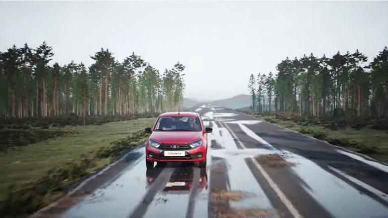 АвтоВАЗ показал модернизированный мотор для Lada Largus и Granta в подробностях