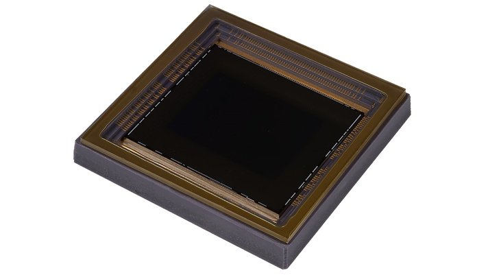 HWK1411 image sensor provides night vision in a cloudy night sky