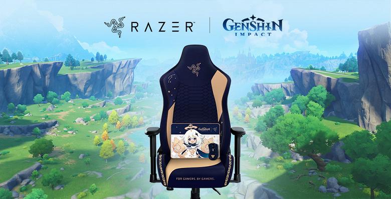 Razer и разработчики игры Genshin Impact стали стратегическими партнерами