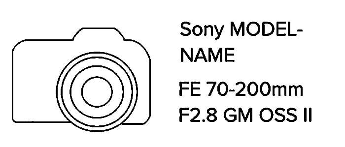 Sony приписывают намерение выпустить объектив FE 70-200mm F2.8 GM OSS II (SEL70200GM2)