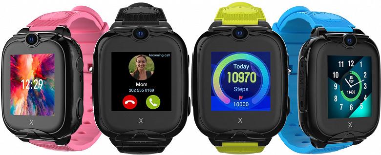 Xplora XGO2 детские умные часы с функцией телефона