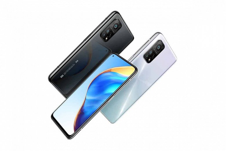 Xiaomi Mi 10T и Mi 10T Pro получили новейшую прошивку MIUI 12.5 Enhanced Edition раньше, чем Xiaomi 11T и Xiaomi 11T Pro