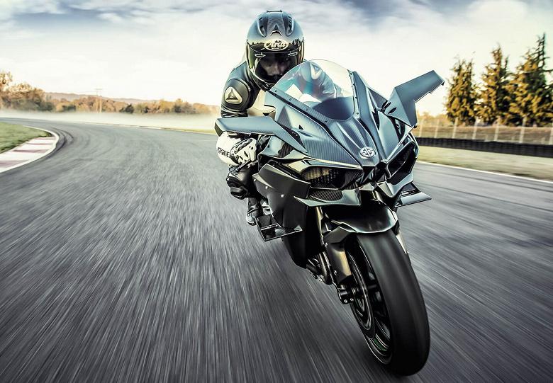 Kawasaki рассказала, когда перейдёт на электрические мотоциклы