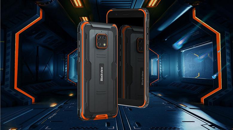 Представлен компактный неубиваемый смартфон за 99 долларов. Blackview BV4900s соответствует MIL-STD-810G, IP68 и IP69K