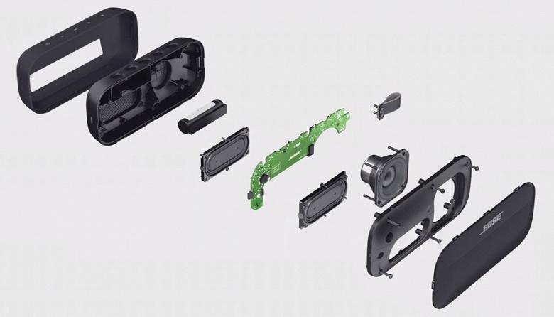 Мобильная колонка Bose Soundlink Flex оценена производителем в 149 долларов