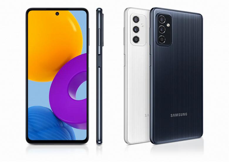 В России уже начал продаваться самый тонкий монстр автономности Samsung Galaxy M52 5G