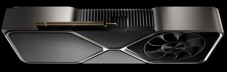 Nvidia добавит GeForce RTX 3080 два гигабайта памяти