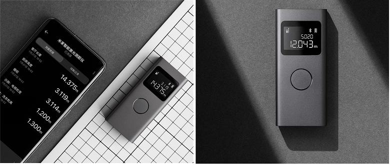 Представлен первый лазерный дальномер Xiaomi