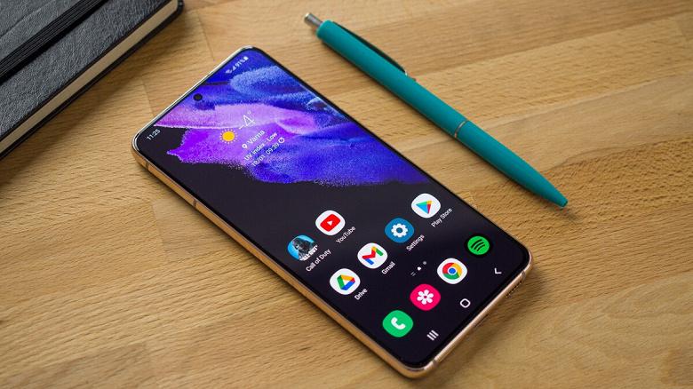 Стабильная версия «приближающейся к совершенству» оболочки Samsung One UI 4.0 выйдет уже в декабре