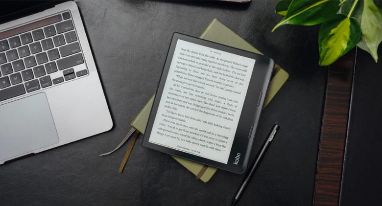 Электронные книги с защитой от воды и подсветкой. Представлены Kobo Libra 2 и Kobo Sage