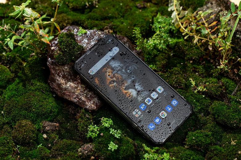 Представлен первый защищенный телефон со стильным дизайном и ИК-камерой ночного видения. Oukitel WP17 выйдет уже 18 октября