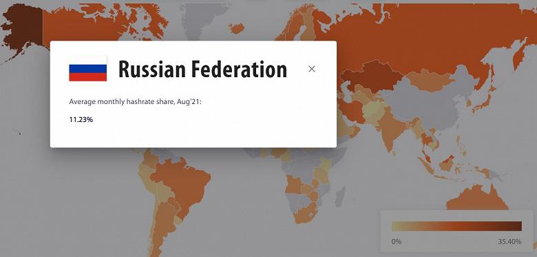 Россия находится на третьем месте в мире по майнингу биткойна, в Иркутской области могут начаться перебои с электричеством из-за майнеров