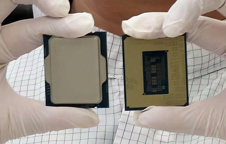 Эти процессоры Intel призваны покончить с лидерством AMD. Компания впервые поделилась фотографией AlderLake