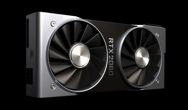 Возрождённая GeForce RTX 2060 с 12 ГБ памяти будет стоить 300 долларов уже в рознице? Карту должны представить в январе