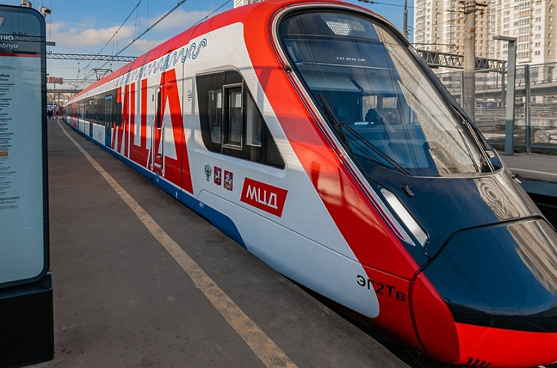 В «Метро Москвы» теперь можно отследить большинство поездов МЦД
