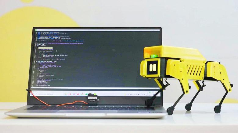 Робопёс за 250 долларов на основе RaspberryPi. MiniPupper умеет намного больше, чем обычная игрушка