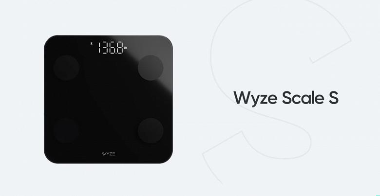 15-долларовый гаджет для измерения массы, пульса, метаболического возраста и не только. Представлены умные весы Wyze Scale S.