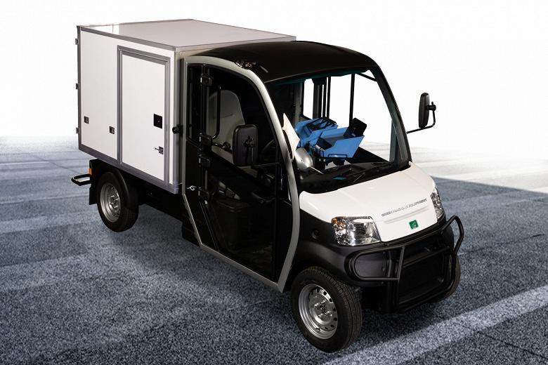 Viridi Parente и Garia совместно будут выпускать электромобили для американских коммунальщиков