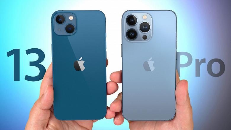 iPhone 13 и iPhone 13 Pro сошлись в новой битве. Какой из смартфонов автономнее?