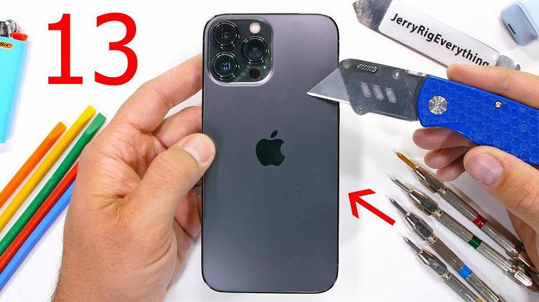 Что внутри у iPhone 13 Pro Max. Известный блогер разобрал смартфон и обнаружил там пару необычных деталей