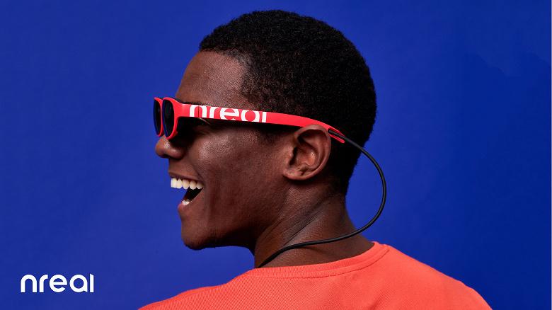 Умные очки просто для просмотра YouTube. Nreal Air очень лёгкие и не выдают своих возможностей