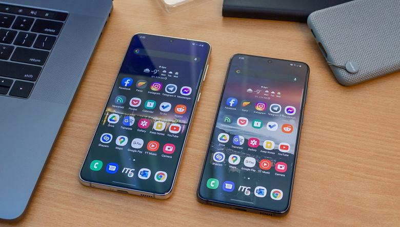 Samsung делает ставку на компактный флагман: 6,1-дюймовый Samsung Galaxy S22 составит более 50% поставок всей серии