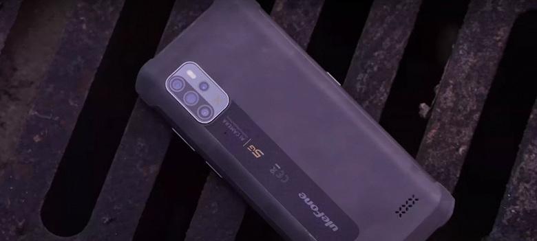 Неубиваемое исполнение, NFC, беспроводная зарядка и не только: корпус Ulefone Armor 12 5G убивает 99,9% известных бактерий