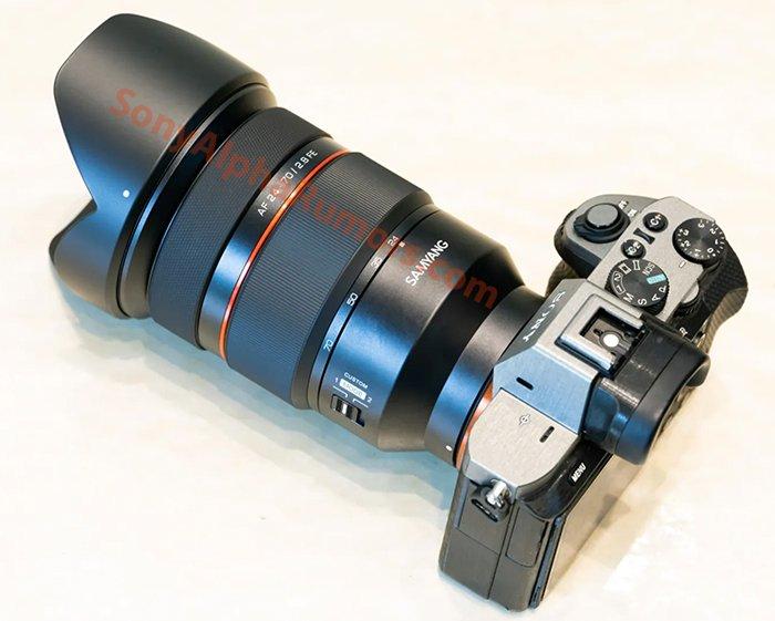 Фото дня: автофокусный парфокальный объектив Samyang 24-70mm f/2.8 FE