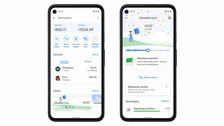 Google отказалась от идеи «превратиться» в банк. Компания закрыла проект Google Pay Plex