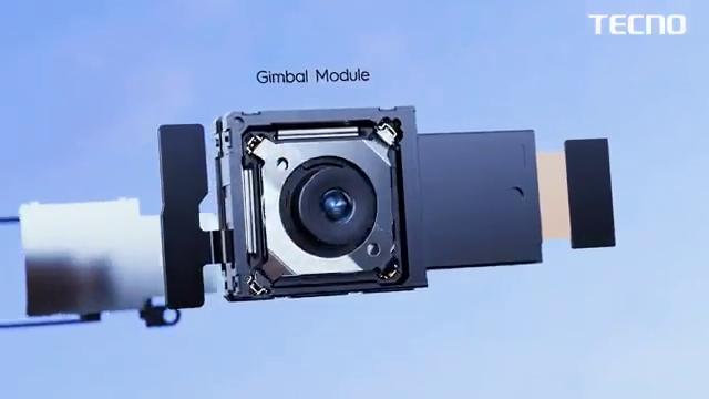 5-кратный оптический зум, 60-кратный гибридный и осевой стабилизатор. Подробности о камере Tecno Camon 18