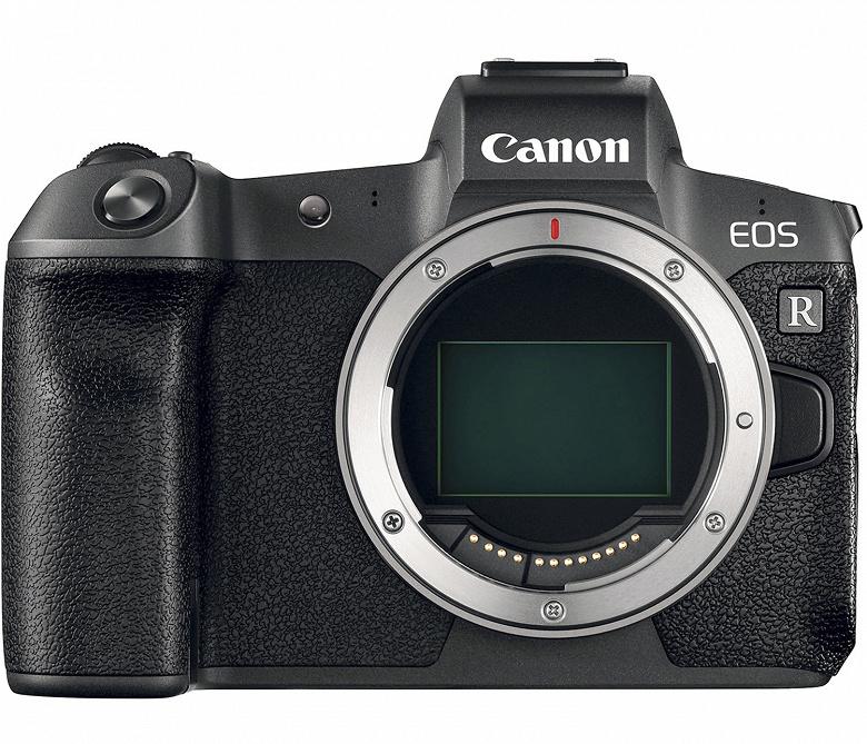 Камере Canon EOS R Mark II приписывают наличие слота CFexpress