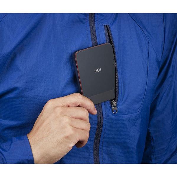 LaCie представила внешний SSD объёмом 2 ТБ и стоимостью 510 долларов