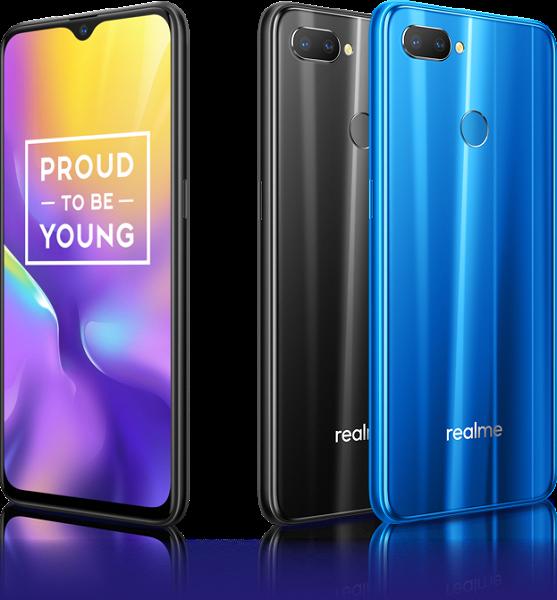 Realme U1 — первый селфифон компании на SoC Helio P70