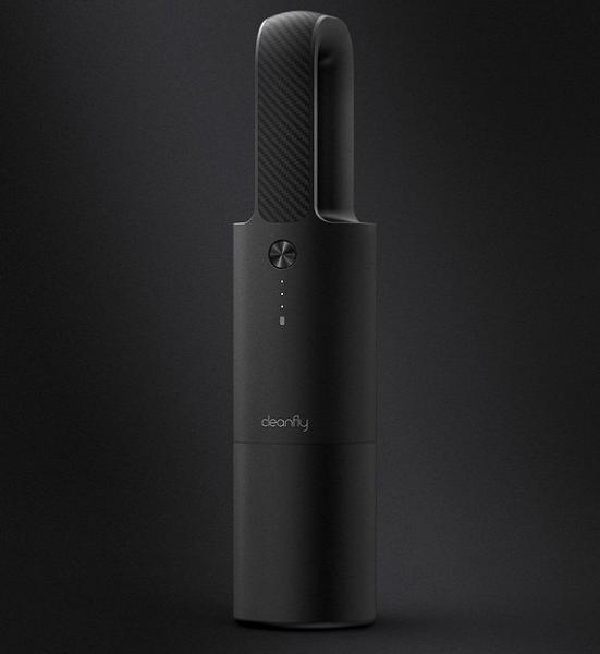 Xiaomi представила аккумуляторный пылесос для машины за $29