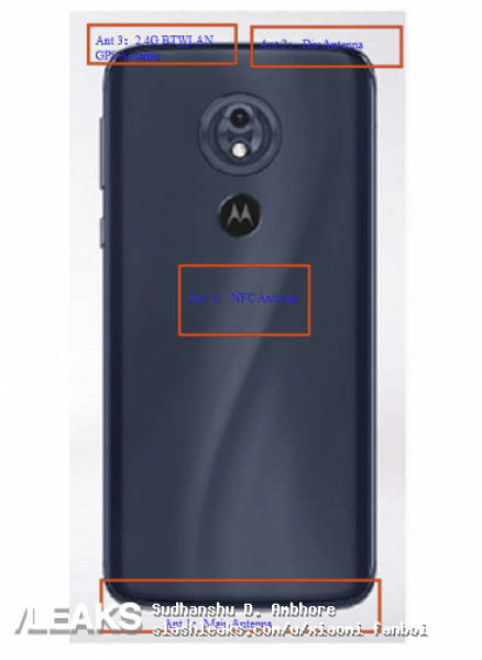 Смартфон Moto G7 Power получит аккумуляторную батарею емкостью 5000 мА·ч