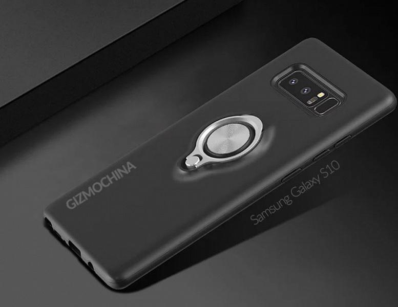 Опубликованы высококачественные изображения смартфона Samsung Galaxy S10