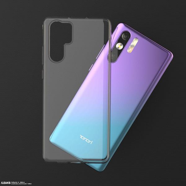 Качественные изображения впервые демонстрируют нестандартную особенность смартфона Honor View 20