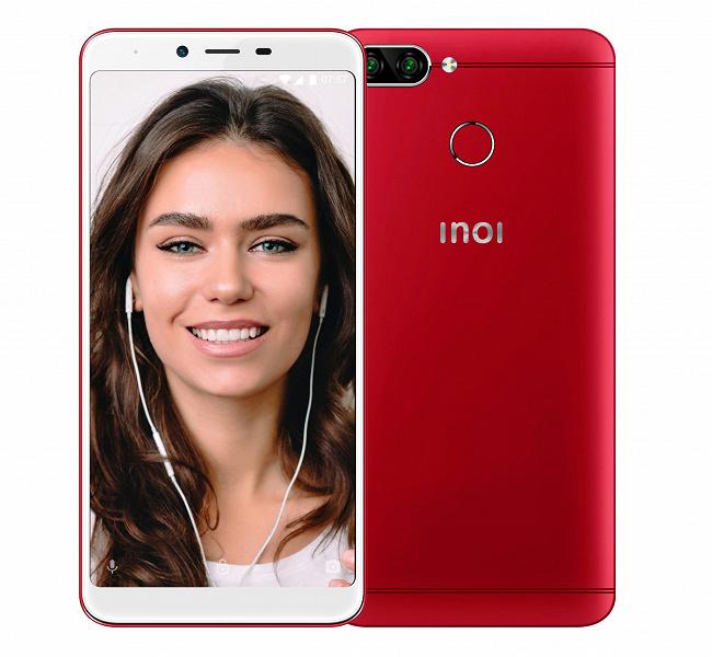 Смартфон Inoi 5 Pro уже в продаже