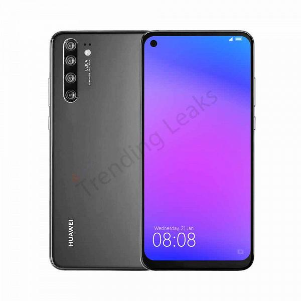 Спор о внешности флагманского камерофона Huawei P30 Pro продолжается. Новое изображение показывает новый дизайн