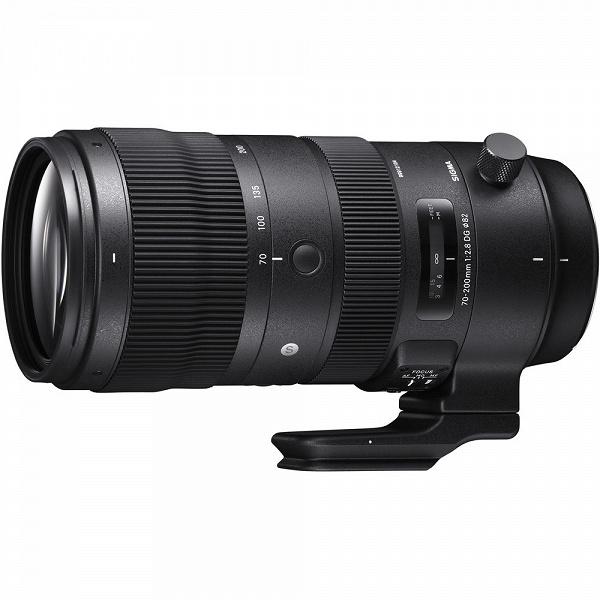 Начат прием предварительных заказов на объективы Sigma 70-200mm F2.8 DG OS HSM Sports