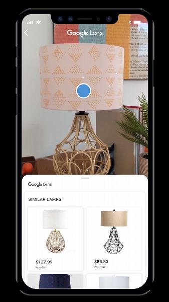 Приложение Google Lens способно распознать более 1 млрд объектов