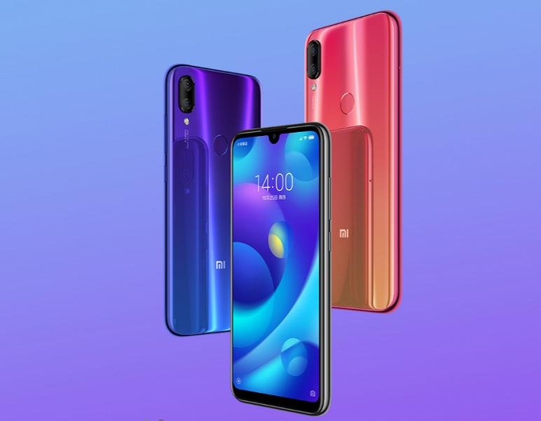 Две новые версии Xiaomi Mi Play замечены на официальном сайте