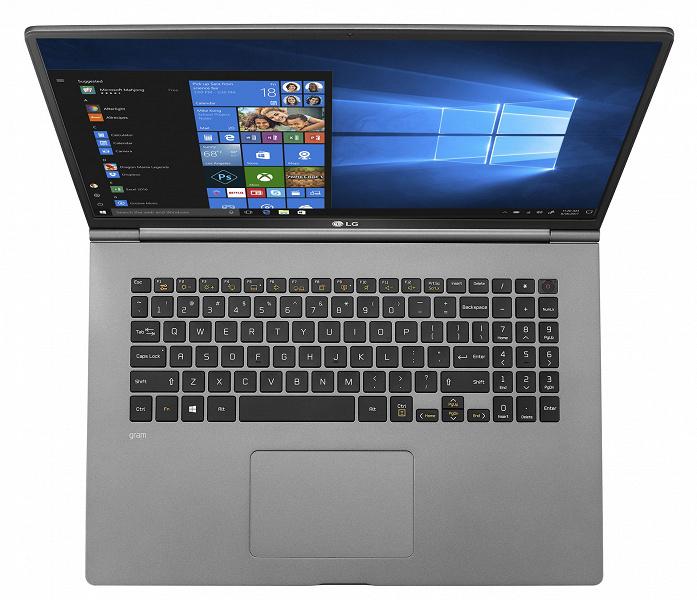Опубликованы изображения тонких и легких ноутбуков LG Gram нового поколения