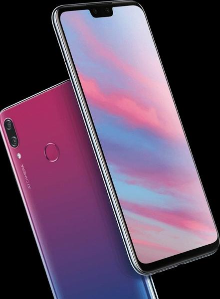Huawei Enjoy 9 Plus — большой смартфон с большим аккумулятором