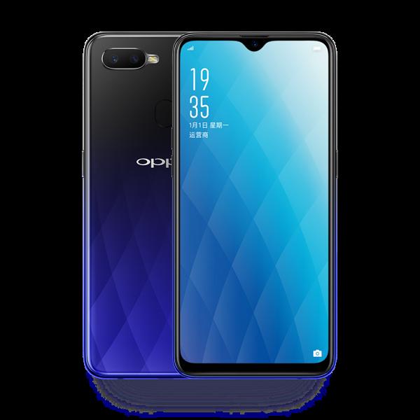 Смартфон Oppo A7X