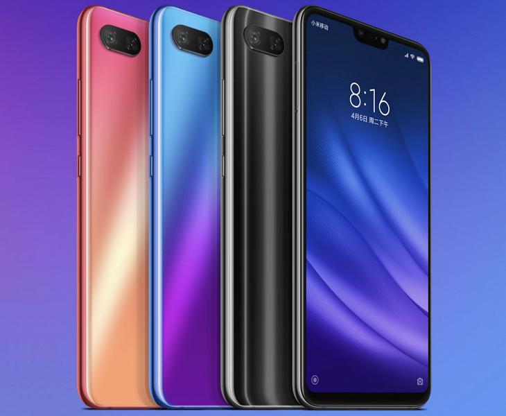 Начались продажи бюджетного смартфона Xiaomi Mi 8 Lite